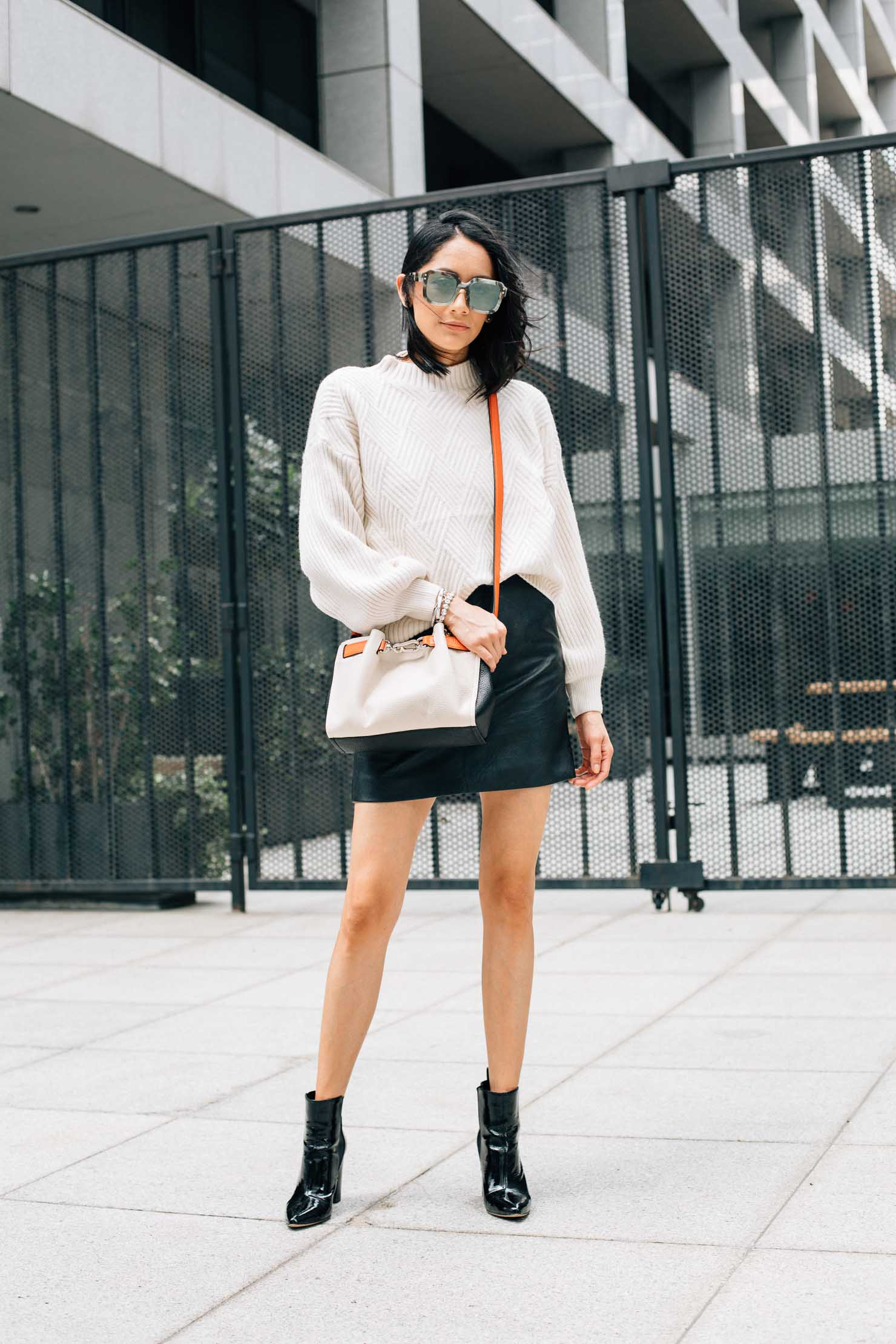 Fashion blogger Lilly Beltran shares tips on dressing for fall in Texas