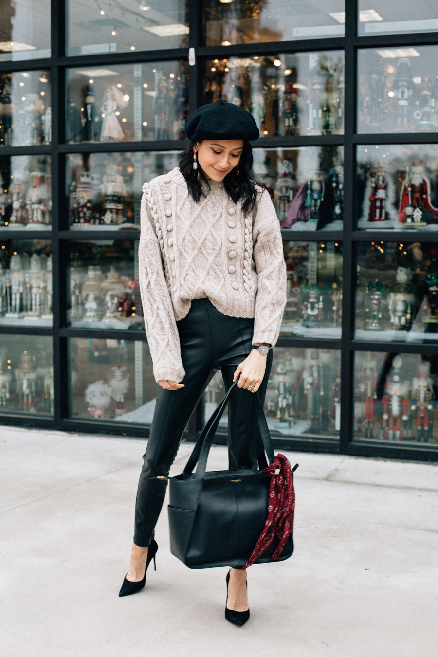 10 Sweaters That Make The Perfect Holiday Party Look