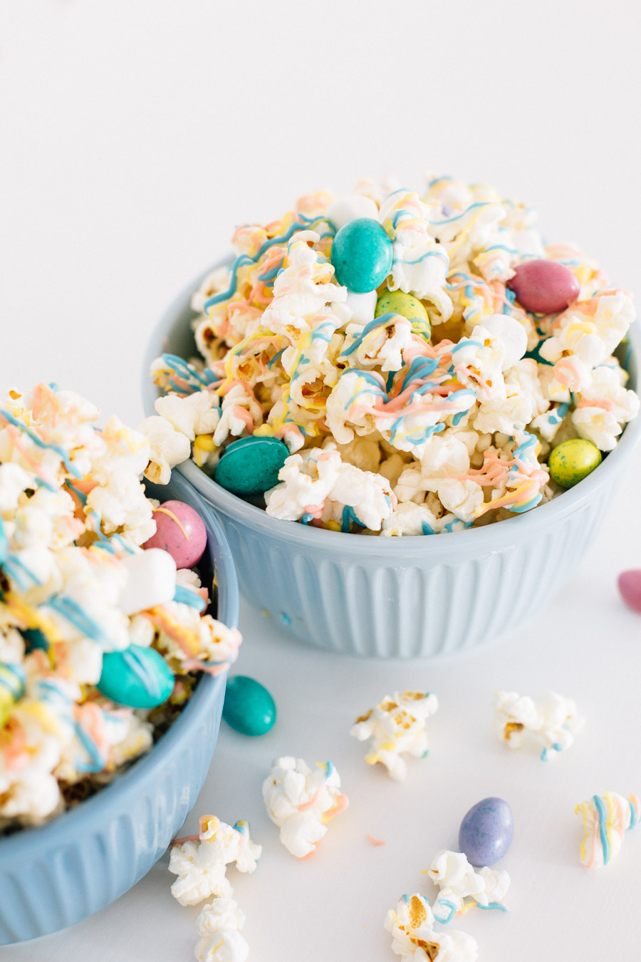 4 Ingredient Easter Candy Popcorn Recipe