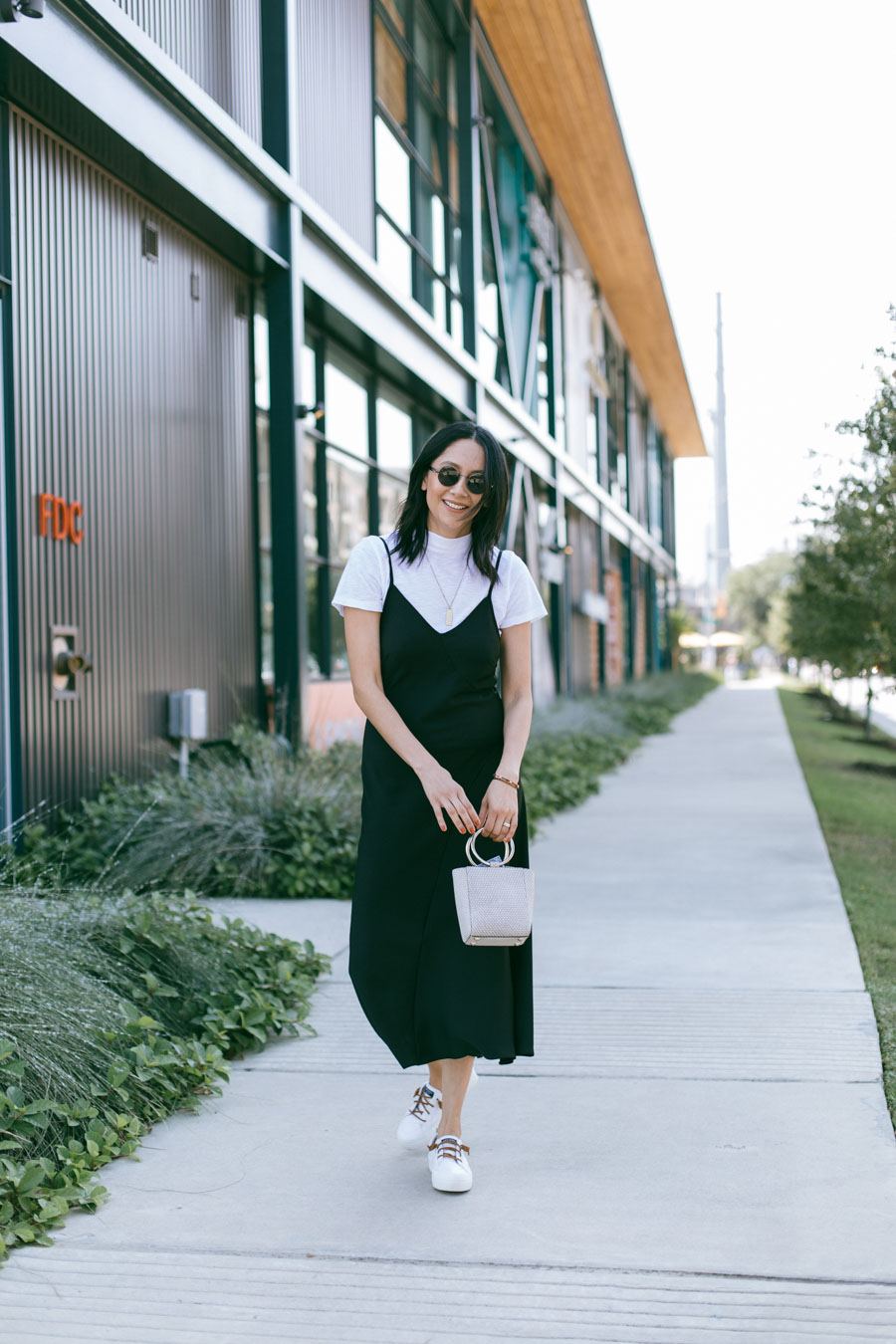Lilly Beltran shares tips & tricks for being fashionable on a budget.