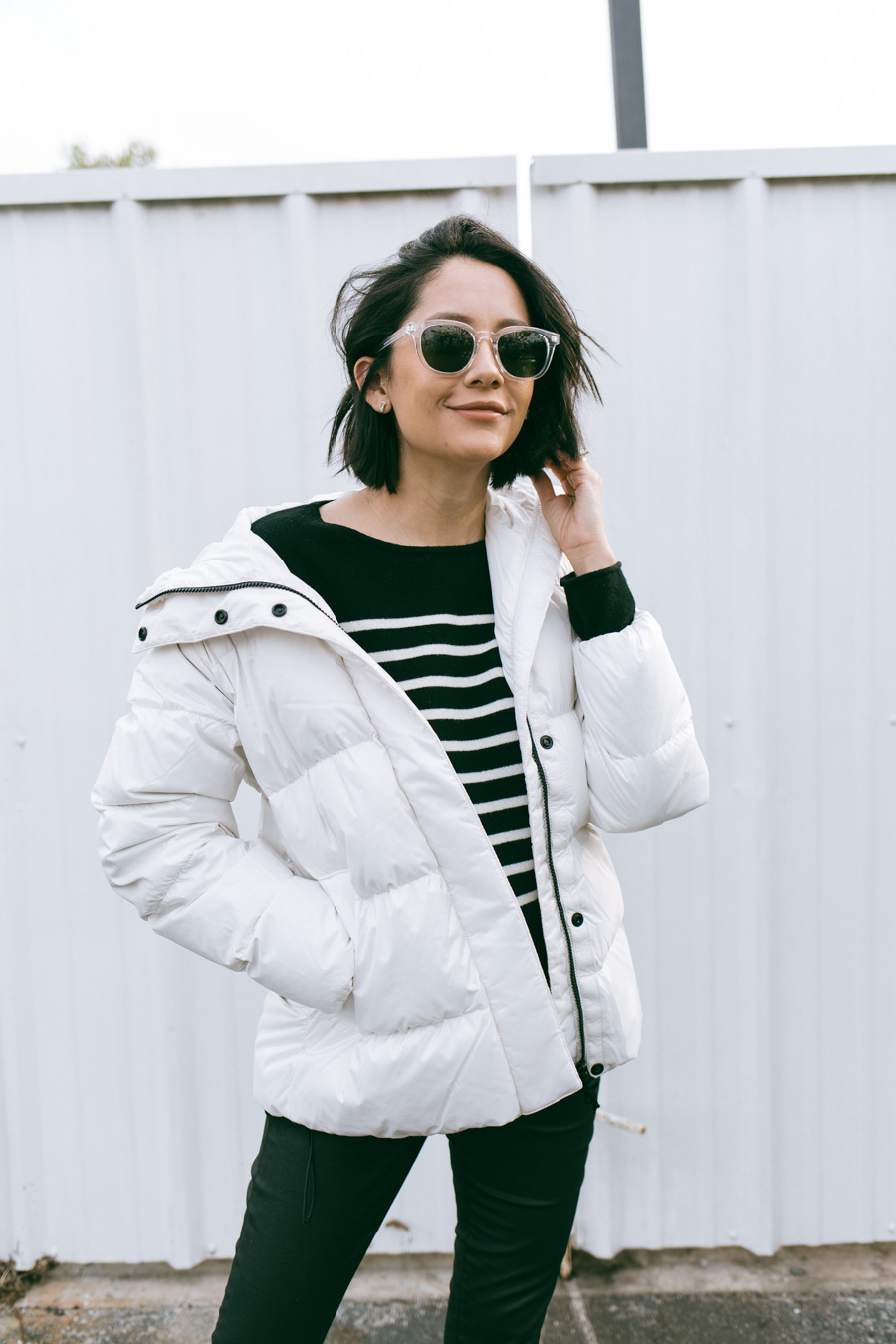 This Is The Puffer Jacket You Need