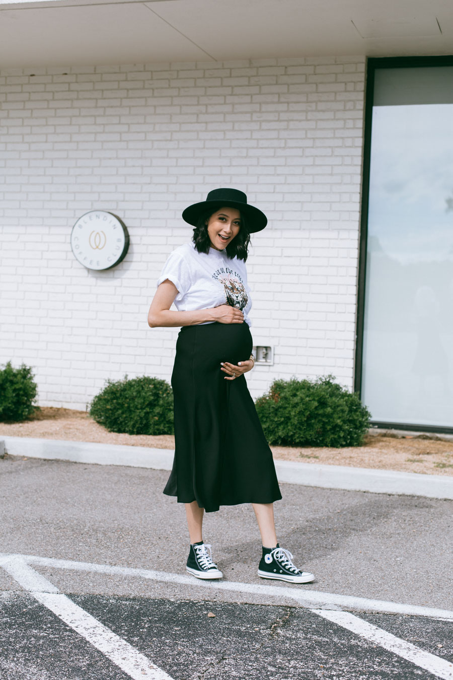 My number one tip for dressing the bump