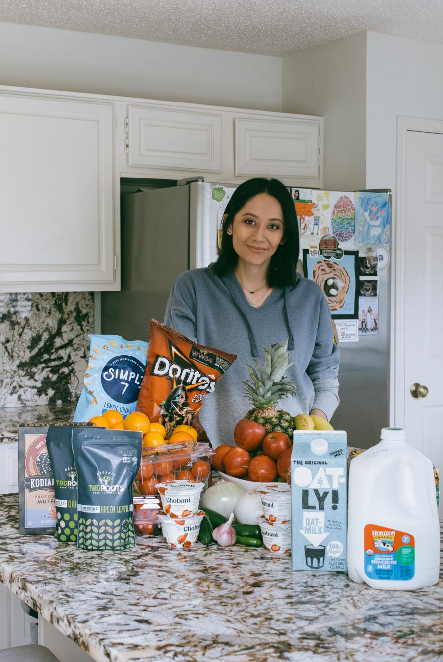 Sharing my pregnancy diet + my weekly grocery list | Daily Craving