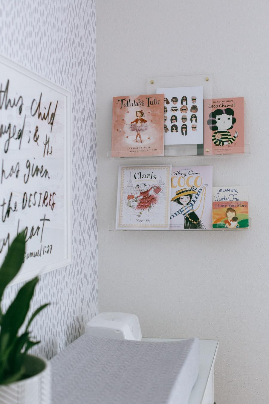 Neutral Nursery for baby girl | Daily Craving Blog | Houston Lifestyle Blog